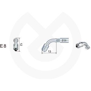 Product - INSERT WOODPECKER ENDODONCIA COMPATIBLE EMS/MECRON. E8