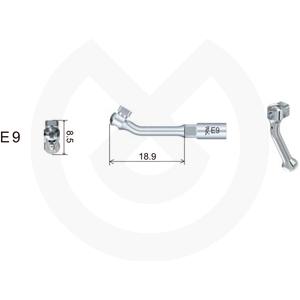 Product - INSERT WOODPECKER ENDODONCIA COMPATIBLE EMS/MECRON. E9