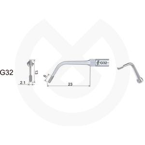 Product - INSERT WOODPECKER PROTESIS/ESTETICA COMPATIBLE EMS/MECRON. G32