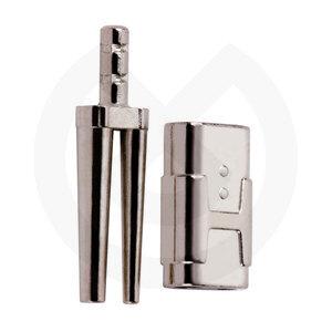 Product - BI-V-PIN CORTO 13MM GOMA MESTRA CX1000