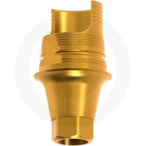 Product - BASE BHS TITANIO ANTI-ROTATORIA ASTRA AQUA 3.5/4.0