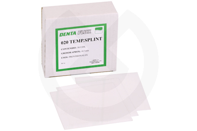 Product - PLANCHAS TEMPORARY SPLINT .020 0,5MM.
