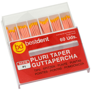 Product - GUTTAPERCHA CONICIDAD VARIABLE PLURI TAPER