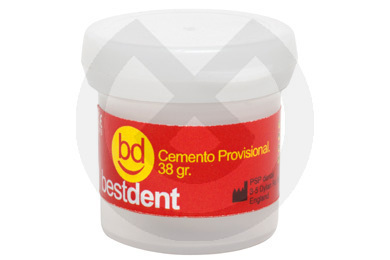 Product - CEMENTO PROVISIONAL MARFIL