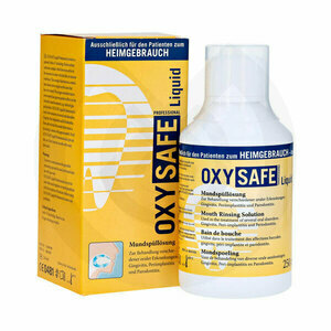 Product - OXYSAFE PROFESSIONAL - COLUTORIO