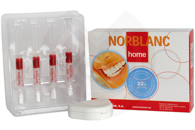 Product - NORBLANC HOME KIT 10%