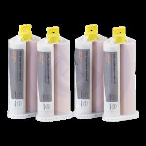 Product - SILICONA LIGHT BODY FAST SET 4 CARTUCHOS