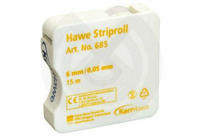 Product - MATRICES TRANSPARENTES EN ROLLO KERR HAWE