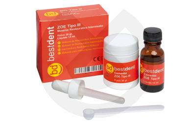 Product - CEMENTO ZOE TIPO III