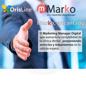 Product - MARKO DIGITAL MARKETING MANAGER