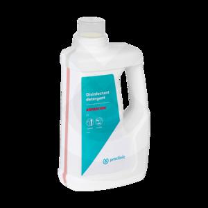 Product - DETERGENTE DESINFECTANTE DE ASPIRACIÓN (1L.)