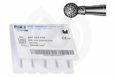 Product - FRESAS DIAMANTE TURBINA MODELO 801L REDONDA