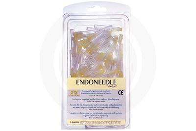 Product - ENDONEEDLE AGUJAS IRRIGACION 30