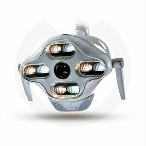 Product - LAMPARA DENTAL PARA INSTALAR EN LA BARRA DEL EQUIPO IRIS VIEW