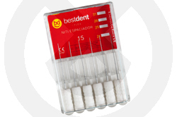 Product - ESPACIADOR NITI Nº 15-40 BESTDENT
