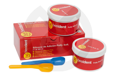 Product - SILICONA PUTTY BESTDENT