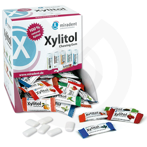 Product - MIRADENT CHICLES XYLITOL SURTIDOS