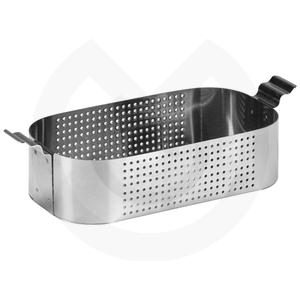 Product - CESTA AGUJERADA DE ACERO INOXIDABLE PARA EUROSONIC 3D