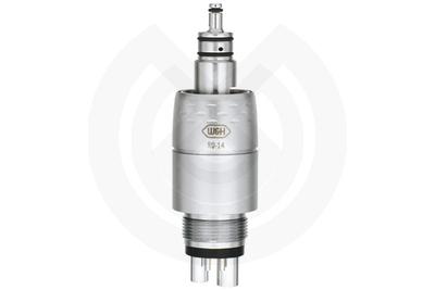 Product - ACOPLAMIENTO ROTOQUICK RQ-14  CON REGULACION DE AGUA PARA MANGUERAS MIDWEST