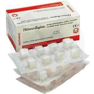 Product - HEMOCOLLAGENE
