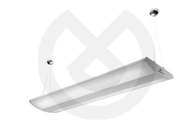 Product - LUMINARIA DE TECHO MODELO GENIE 6X58W G13