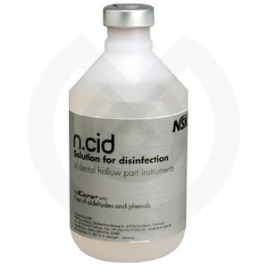 Product - NCID SOLUCION DE DESINFECCION CON EFECTO BACTERICIDA, FUNGICIDA Y VIRUCIDA