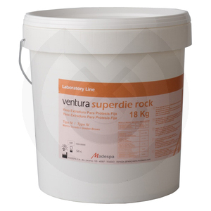Product - SUPERDIE ROCK MARRÓN DORADO 18 KG.
