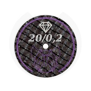 Product - DISCO SEPARAR REFORZADO 20 X 0,2MM