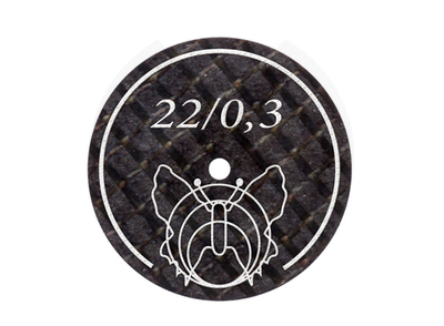 Product - DISCO CORTE REFORZADO 22X0,3mm