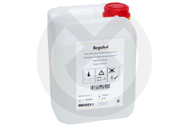 Product - BEGOSOL LIQUIDO EXPANSOR