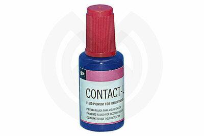 Product - CONTACT-LAC PINTURA FLUIDA AZUL
