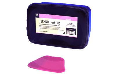 Product - TECHNO TRAY LUZ PLANCHAS FOTOPOLIMERIZABLES ROSAS