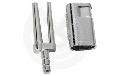 Product - PINS CON MANGUITO METALICO Y PERFIL EN V