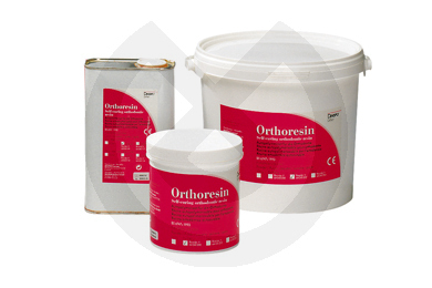 Product - ORTHORESIN LIQUIDO CLEAR 1L.