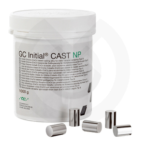 Product - INITIAL CAST NP METAL CRCO