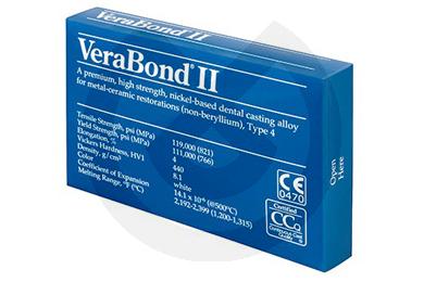 Product - VERA BOND II SIN BERILIO