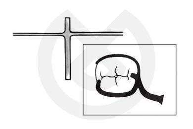 Product - GANCHOS N BI-FORM Ø 0,9/1,2 mm.