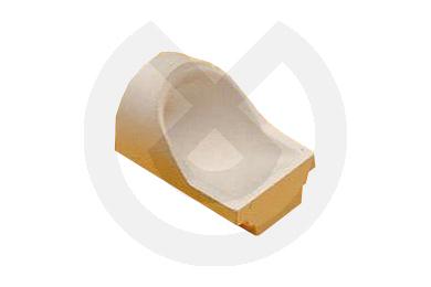 Product - CRISOL DE OXIDO SILICIO TIPO KERR N.7