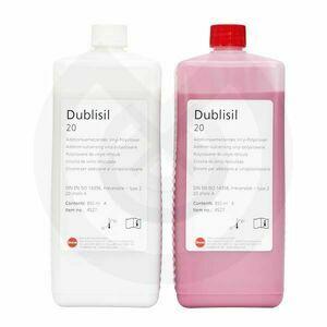 Product - SILICONA DUPLICAR DUBLISIL 20