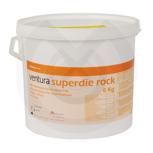 Product - SUPERDIE ROCK MARRON DORADO 6 KG.