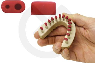 Product - TOPES DE GOMA PARA BI-PINS CX500