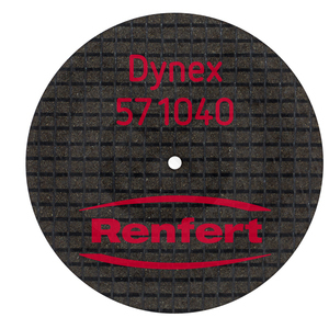 Product - DYNEX DISCO BORDE CORTANTE 40X1,0MM