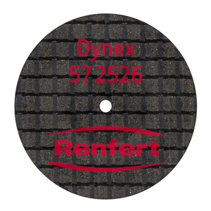 Product - DISCO CORTE DYNEX 26X0,25MM CX20 RENFERT