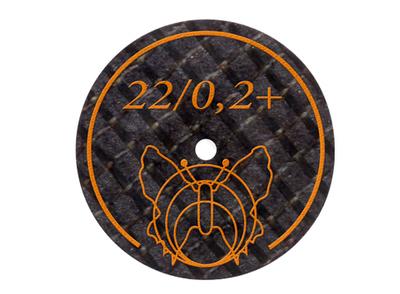 Product - DISCO CORTE REFORZADO 22X0,25 MM
