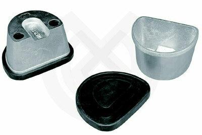 Product - MUFLA DE DUPLICAR PEQUEÑA 100X80X55mm