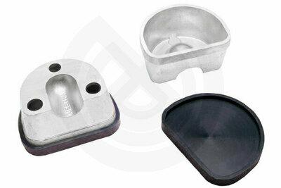 Product - MUFLA DE DUPICAR GRANDE 110X83X53mm