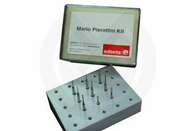 Product - KIT DE FRESADO DR. MARIO PIERATTINI