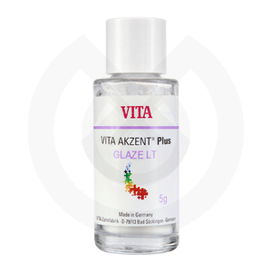 Product - VITA AKZENT PLUS GLAZE POWDER 5 GR.