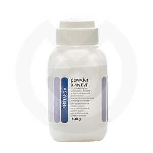 Product - ACRYLINE X-RAY DVT POWDER 100 GR.