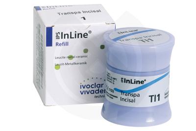 Product - IPS-INLINE TRANSPARENTE INCISAL A-D REPOSICION 100G.